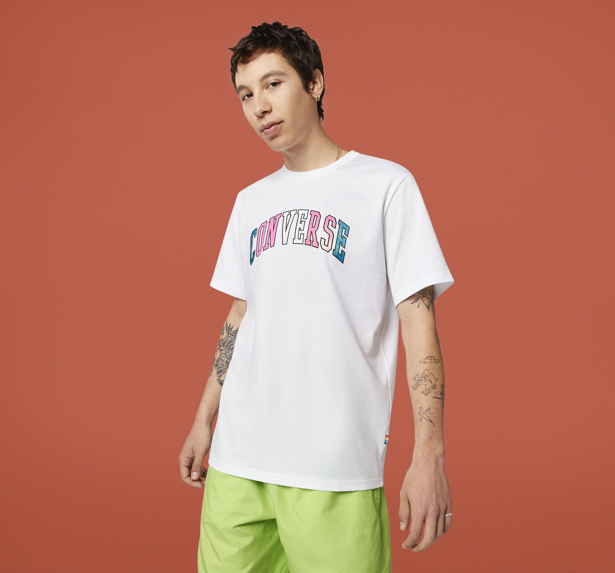 Camiseta Converse Pride