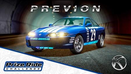 GTA Online: cómo conseguir gratis el coche Karin Previon