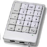 Teclado numérico USB, gran accesorio para portátiles