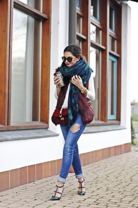 Valentino Lock Bag Tendencia Street Style Moda 5