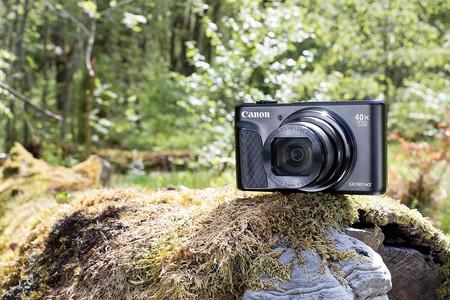 Canon PowerShot SX740 HS, la firma nipona renueva su compacta de bolsillo para viajeros incluyendo vídeo en 4K
