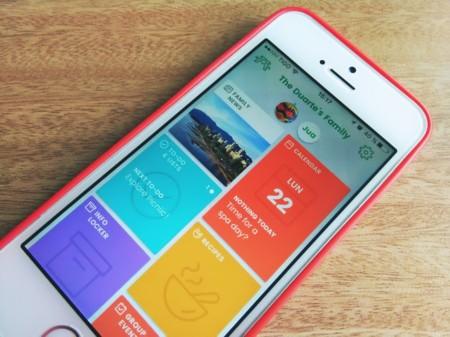 Picniic, un organizador para la vida en familia. App de la Semana