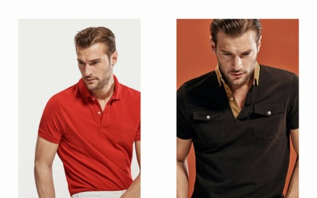 The Polo Shop Massimo Dutti Menswear Spring Summer 2016