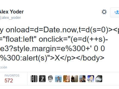Tiny Twitch, el juego cuyo código fuente cabe en un único tuit. La imagen de la semana