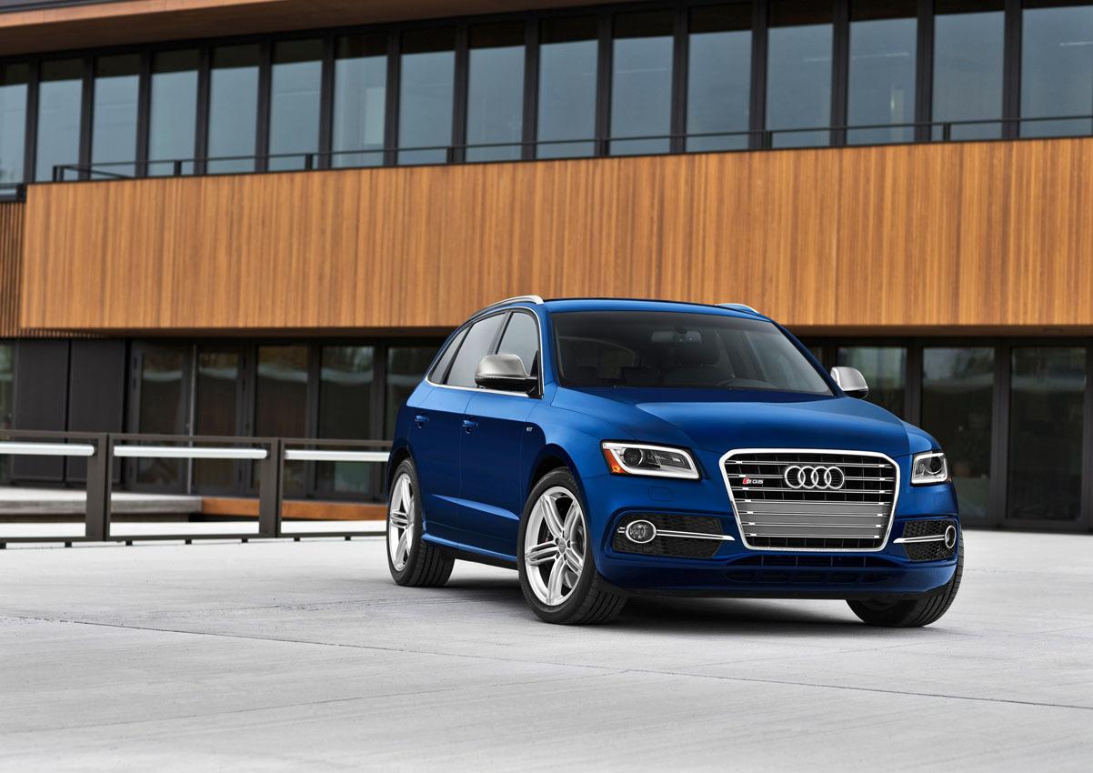 Foto de Audi SQ5 TFSI (1/12)