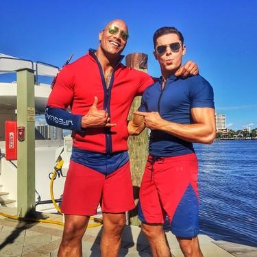 ¿Quiénes son... los nuevos protas de 'Los Vigilantes de la Playa'?