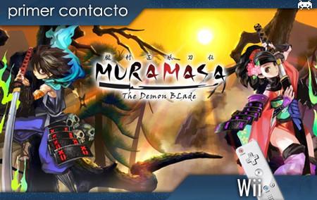 'Muramasa: The Demon Blade'. Primer contacto