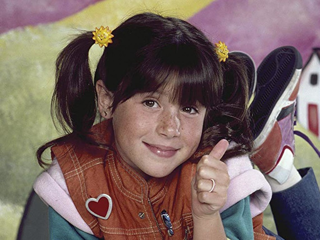 Back Punky Brewster: start a reboot where Soleil Moon Frye is a single mother
