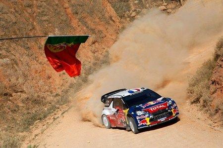 Rally de Portugal 2012: cómo verlo por televisión y novedades sobre su retransmisión por Teledeporte