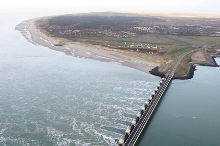 Oosterscheldekering Rijkswaterstaat Joop Van Houdt