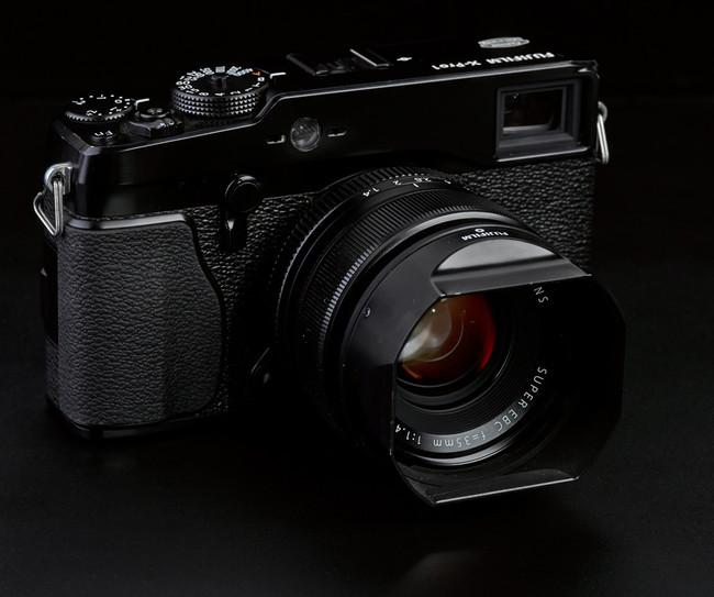 Fuji X Pro1 Monochrome