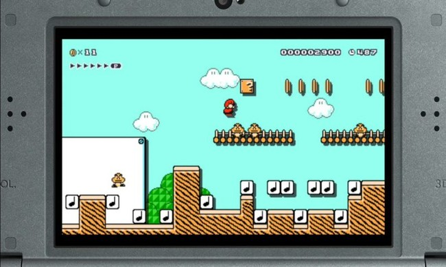 Super Mario Maker 3ds 07