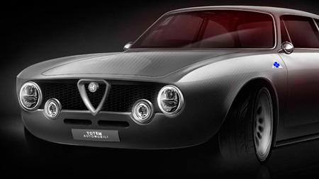 Alfa Romeo Giulia GTe, restomod eléctrico