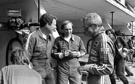 Los Hermanos Whittington Paul Newman Le Mans 1979