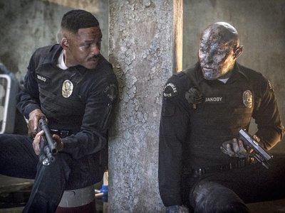 Tráiler de 'Bright': Netflix nos descoloca por completo con la nueva película de David Ayer con Will Smith