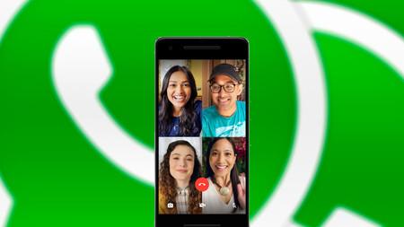 WhatsApp presume de músculo en Nochevieja: más de 1.400 millones de llamadas de voz y vídeo