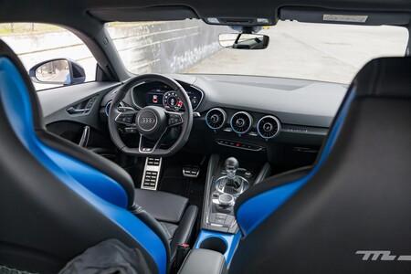 Interior Del Audi Tt S Line Competition Plus