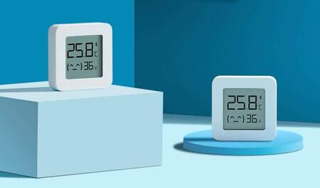 Mi Temperature And Humidity Monitor 2 1