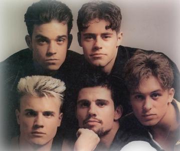 Robbie Williams podría volver a Take That