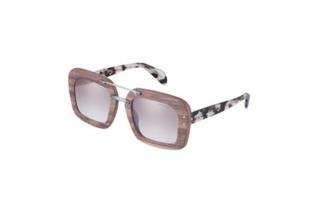 7c18546d9e Gafas de sol para marcar la diferencia ¡son las Prada Raw!
