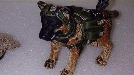 Perro de Call of Duty: Ghosts ya tiene su propia figura