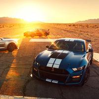 El Ford Mustang Shelby GT500 es el coche de calle más potente de la historia de Ford... ¡con 771 CV y 847 Nm!