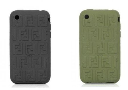 Fundas Fendi para el iPhone