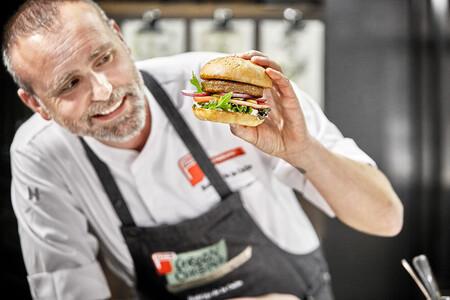 El chef Rodrigo de la Calle nos enseña los mejores secretos de la cocina vegetariana desde su restaurante El Invernadero: y admite preguntas