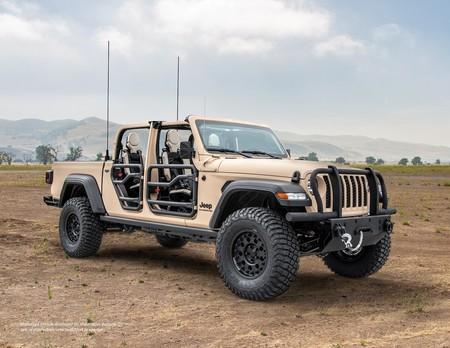 Jeep Gladiator XMT quiere convertirse en el nuevo Humvee para el ejército norteamericano
