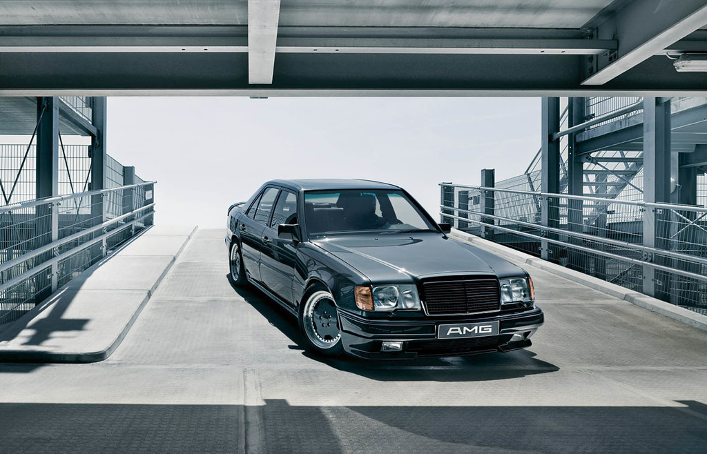Mercedes 300 E 5.6 AMG