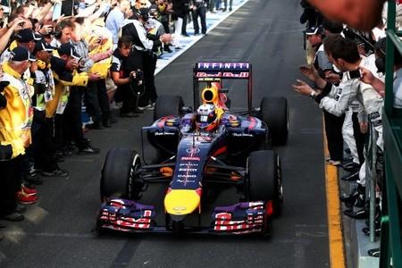 Red Bull niega las irregularidades y está segura de que ganarán la apelación