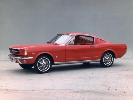 50 Aniversario del Ford Mustang