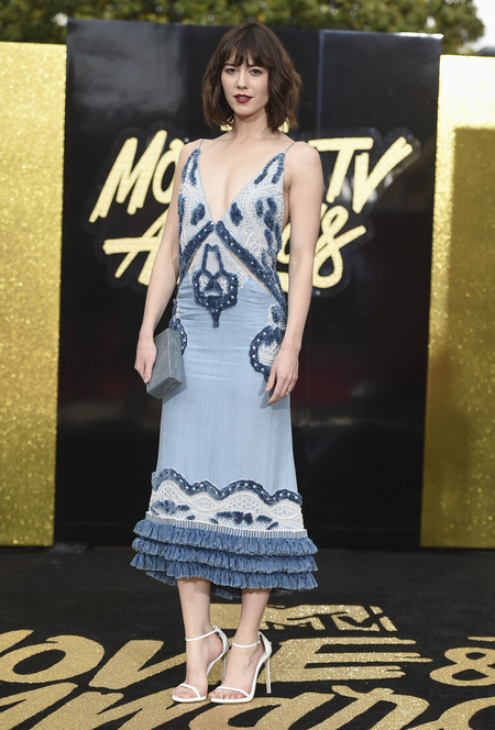 Mary Elizabeth Winstead mtv movie awards 2017