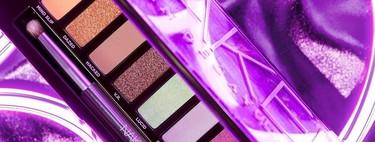 La nueva Naked Ultraviolet de Urban Decay y otras siete paletas y maquillaje de ojos de rebajas con los que presumir este verano
