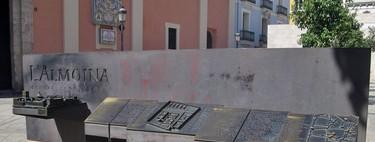 La Plaza de la Almoina nos habla del pasado de Valencia