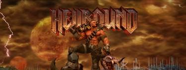Hemos jugado a Hellbound, un FPS que huele a los 90 y cuyo futuro es (por ahora) incierto