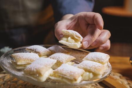 Miguelitos de crema: cómo preparar en casa este crujiente dulce albaceteño