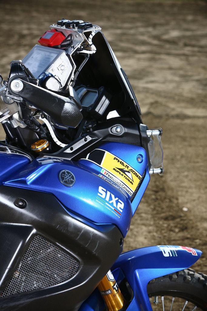 Foto de Yamaha XTZ1200R Súper Ténéré preparación para el Rally de los Faraones 2011 (4/15)