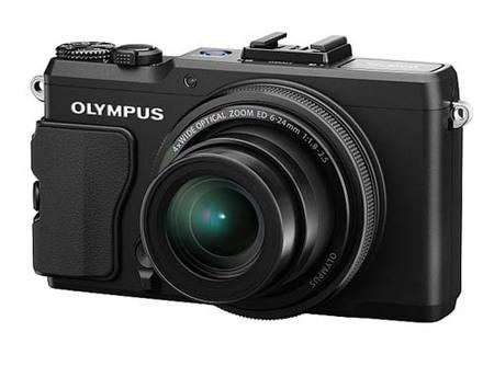 Olympus prepara la sorpresa con su Olympus XZ-2