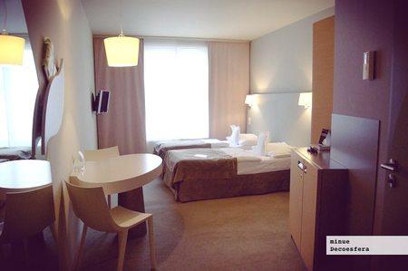 Hotel de Diseño Yasmin en Praga - habitación 1