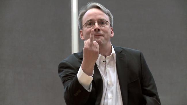 Linus Torvalds: Fuck you, NVIDIA
