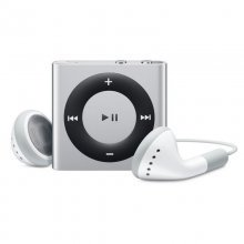 Apple iPod Shuffle (4ª Generación) 2GB Plata