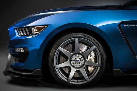 Ford Mustang Shelby Gt350r 14
