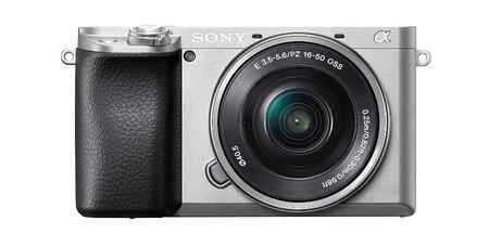 Sony A6100 Silver