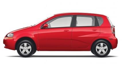 ¿Qué tienen en común el Holden Barina, Daewoo Kalos y Chevrolet Aveo?