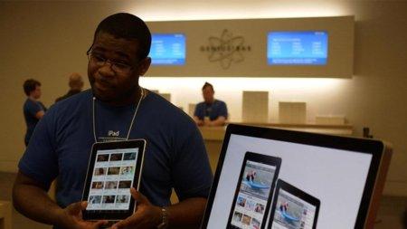 Las estimaciones dan buenas cifras: 300.000 iPads con 3G vendidos el primer fin de semana