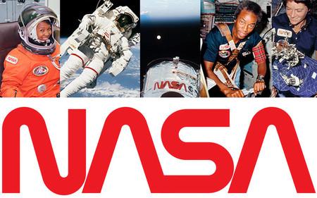La NASA ha decidido recuperar su logotipo en forma de gusano de los años 70