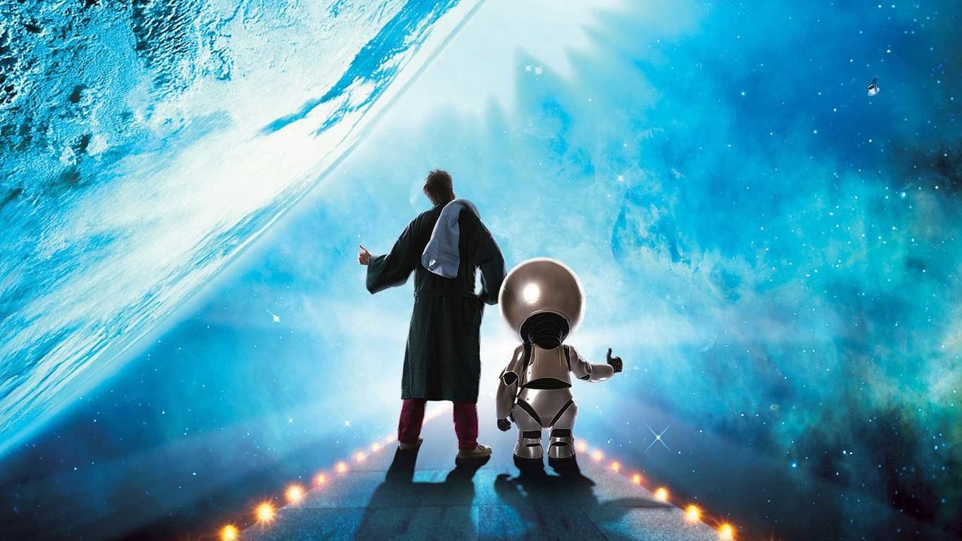 Disney producirá una nueva serie basada en 'La Guía del Autoestopista Galáctico', una de las biblias de la ciencia ficción