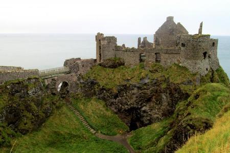 Dunlace, el castillo que inspiró a Led Zeppelin y a C.S. Lewis para las Crónicas de Narnia