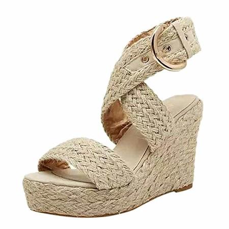 bastante agradable d0eeb 10a64 Zapatos de esparto: once modelos bonitos y baratos